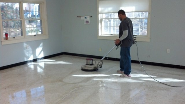 Have Your Floors Professionally Cleaned