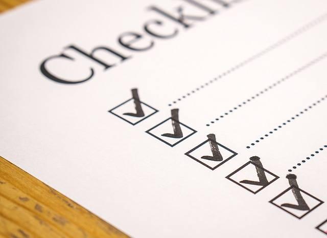 A Clean Kitchen Checklist