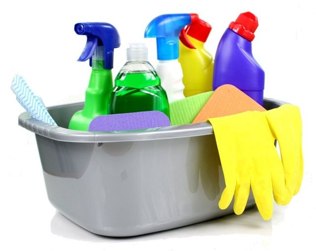DIY Spring Cleaning Tool Kit